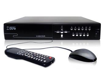 1 видеорегистратор 4 канала, скорость записи 100 к/с на все каналы