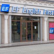 Установка систем безопасности в офисах «English First»