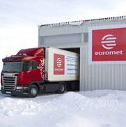 Установка систем безопасности на производственных базах компании «ЕвроМет»