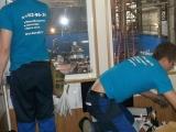 Установка видеонаблюдения на заводе