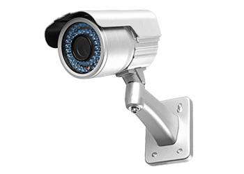 2 уличные цветные AHD камеры 1 Мп с ИК подсветкой