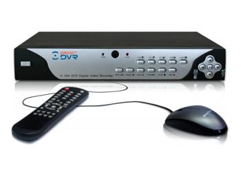 1 гибридный AHD видеорегистратор 4 канала