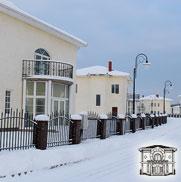 Установка систем безопасности в загородном комплексе «Ропшинские пруды»