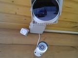 Видеонаблюдение в загородном доме