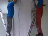Монтаж сети