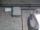 Монтаж сетей