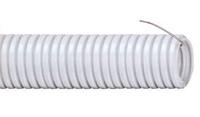 Труба гофрированная 16 мм, ПВХ легкая