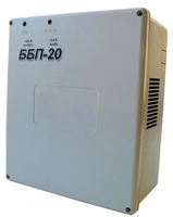 Блок резервного питания ББП-20 пласт. корпус