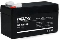 DT 12012 аккумулятор 1.2Ач 12В Delta