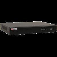 Гибридный (DVR) видеорегистратор HiWatch DS-H216U