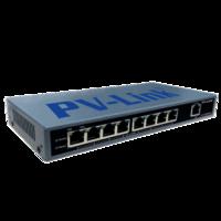 PV-Link PV-PОЕ08M1 9 портовый коммутатор