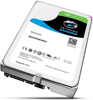 Жесткий диск HDD 3ТБ, Seagate SkyHawk