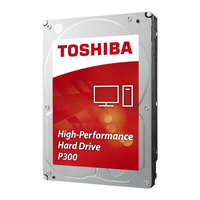 Жесткий диск HDD 3ТБ, Toshiba