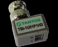 TSt-1U01P1HD пассивный приемопередатчик видеосигнала Tantos