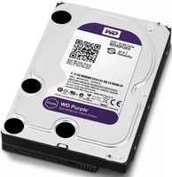 Жесткий диск HDD 1ТБ, Western Digital Purple